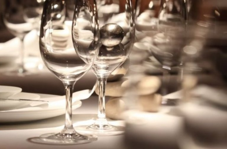 DC Finance's Private Dinners and Reception Events