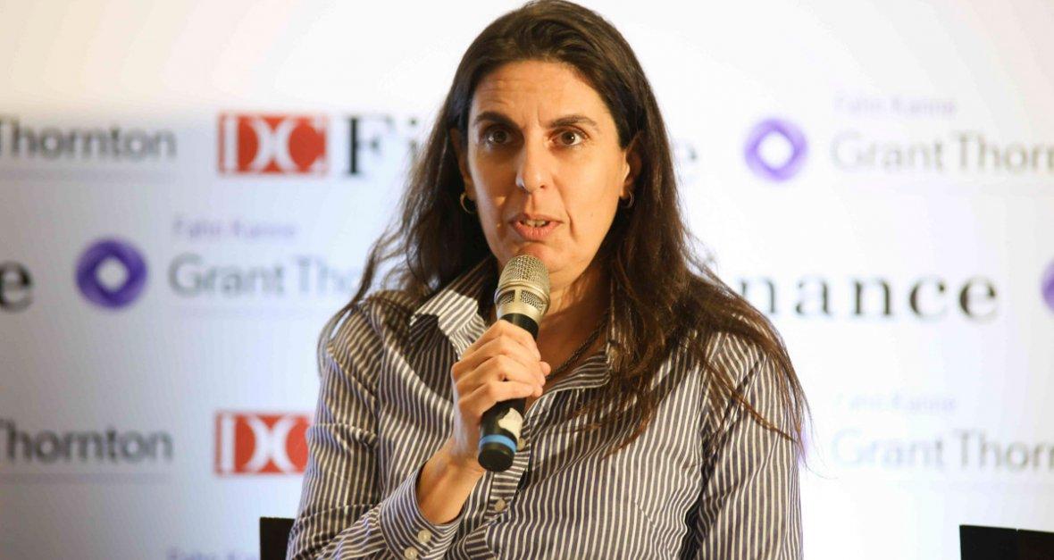 העיתונאית דפנה מאור - דה מרקר
